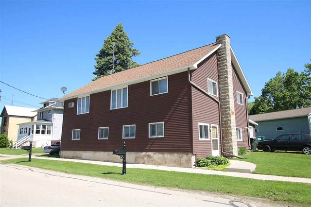 115 E Railroad Avenue, Saint Cloud, WI 53079 (#50223122) :: Todd Wiese Homeselling System, Inc.