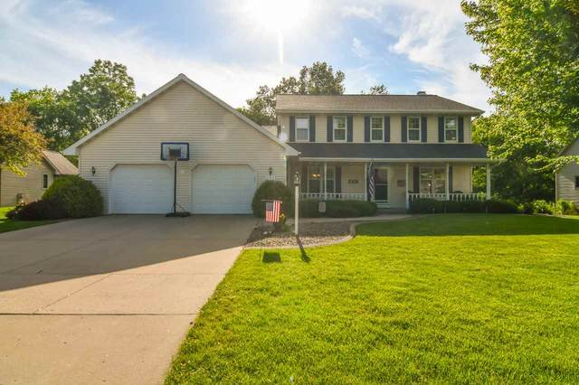 907 Pinecrest Road, Green Bay, WI 54313 (#50223126) :: Symes Realty, LLC