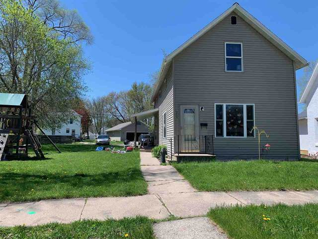 215 N Erie Street, De Pere, WI 54115 (#50223137) :: Todd Wiese Homeselling System, Inc.