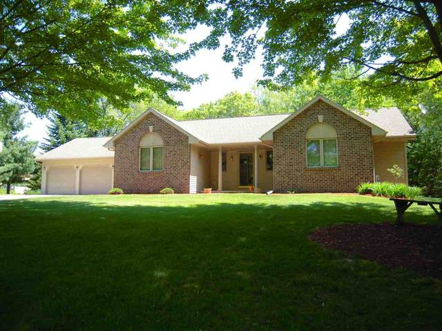 2836 Bridge Road, Green Bay, WI 54313 (#50223148) :: Todd Wiese Homeselling System, Inc.