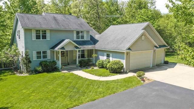 E1521 Dayton Road, Waupaca, WI 54981 (#50223189) :: Todd Wiese Homeselling System, Inc.