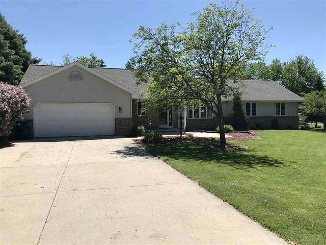 N8129 Sunset Drive, Fond Du Lac, WI 54937 (#50223217) :: Todd Wiese Homeselling System, Inc.