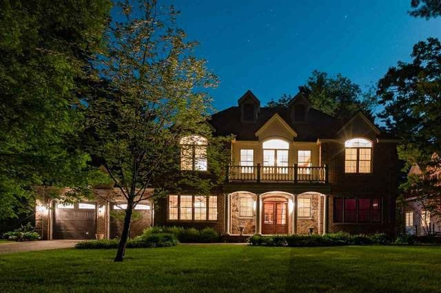 N2878 Rainbow Drive, Waupaca, WI 54981 (#50223250) :: Ben Bartolazzi Real Estate Inc