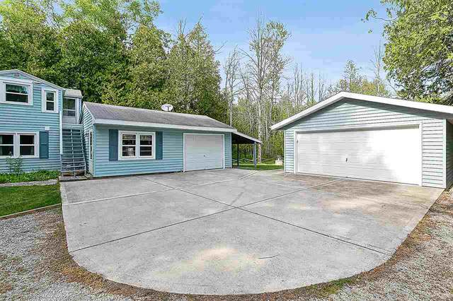 5568 Clark Lake Drive, Sturgeon Bay, WI 54235 (#50223266) :: Todd Wiese Homeselling System, Inc.