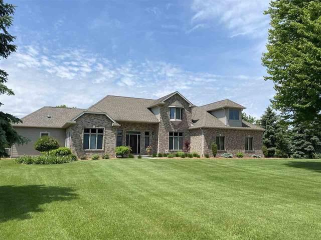 N8194 Ashberry Avenue, Fond Du Lac, WI 54937 (#50223292) :: Symes Realty, LLC