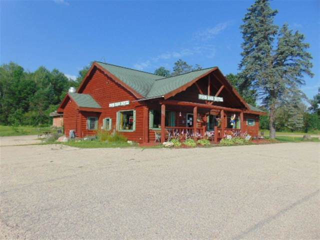 14075 Hwy 32, Mountain, WI 54149 (#50223334) :: Ben Bartolazzi Real Estate Inc