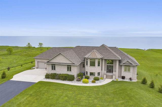 17605 Lakeshore Road, Two Rivers, WI 54241 (#50223502) :: Symes Realty, LLC