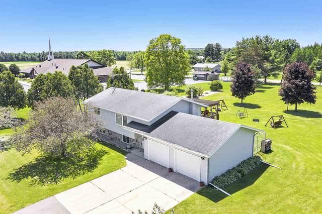 921 Hoffman Street, Gresham, WI 54128 (#50223507) :: Todd Wiese Homeselling System, Inc.