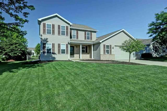 4111 N Trailway Lane, Appleton, WI 54913 (#50223537) :: Todd Wiese Homeselling System, Inc.