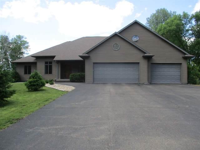 N5795 Edgewood Road, Shawano, WI 54166 (#50223554) :: Todd Wiese Homeselling System, Inc.