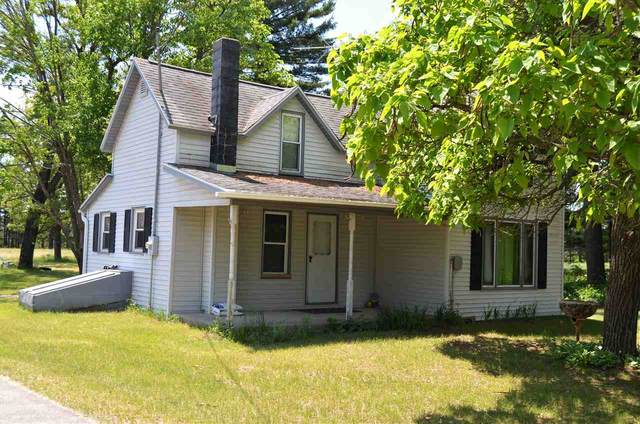 W12669 Hwy 21, Coloma, WI 54930 (#50223557) :: Todd Wiese Homeselling System, Inc.