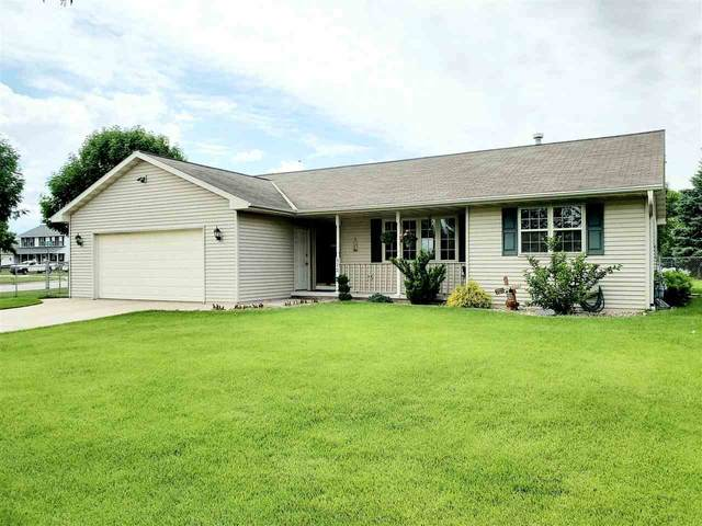 512 Windrose Court, Green Bay, WI 54311 (#50223591) :: Todd Wiese Homeselling System, Inc.