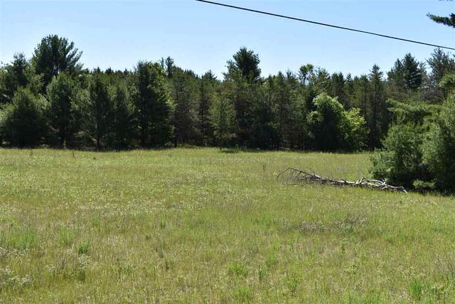 Hwy Ch, Coloma, WI 54930 (#50223612) :: Todd Wiese Homeselling System, Inc.