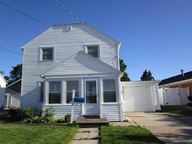 509 9TH Street, Menasha, WI 54952 (#50223649) :: Todd Wiese Homeselling System, Inc.