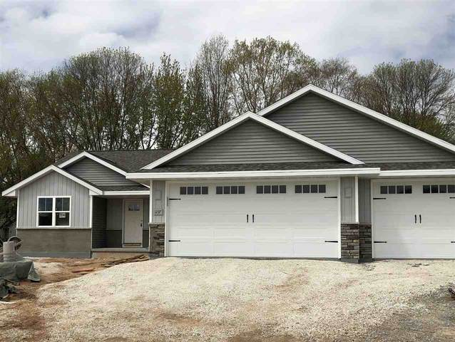 1237 Clementine Road, Green Bay, WI 54313 (#50223654) :: Todd Wiese Homeselling System, Inc.