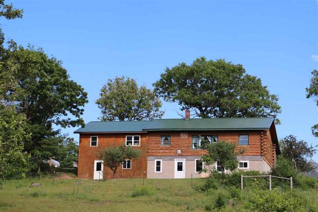 W12161 Cumberland Road, Coloma, WI 54930 (#50223664) :: Todd Wiese Homeselling System, Inc.