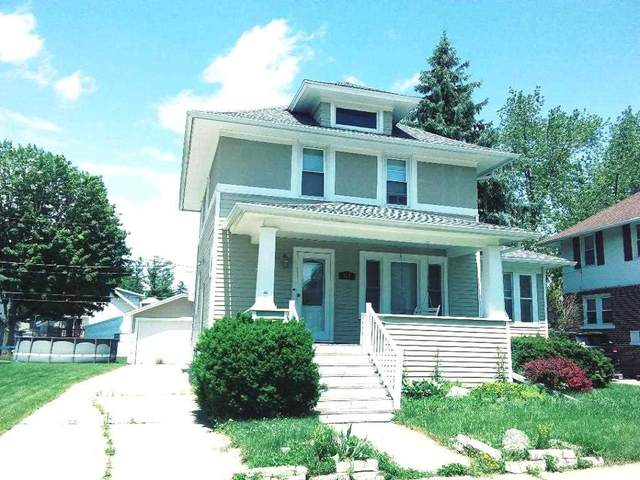 117 15TH Street, Fond Du Lac, WI 54935 (#50223696) :: Todd Wiese Homeselling System, Inc.