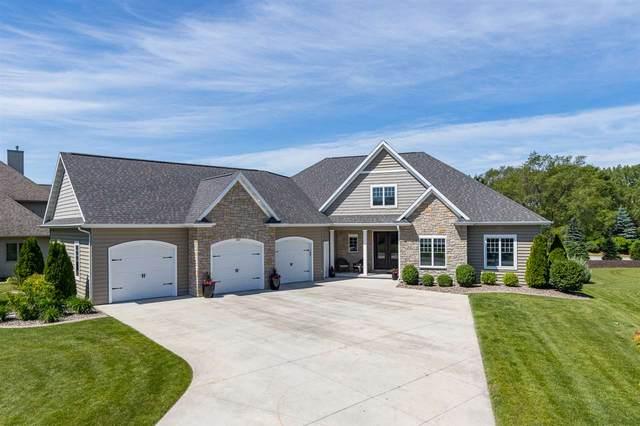 4021 Stonegate Drive, Oshkosh, WI 54904 (#50223735) :: Todd Wiese Homeselling System, Inc.