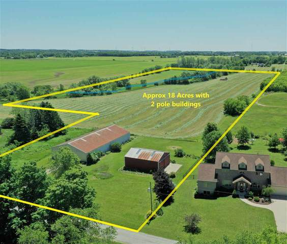 Hawthorne Heights Drive, De Pere, WI 54115 (#50223744) :: Ben Bartolazzi Real Estate Inc