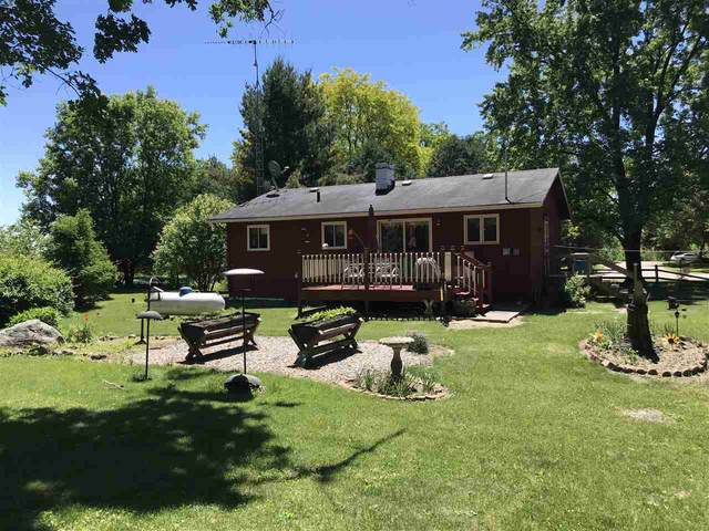 W8202 Pleasant View Lane, Wautoma, WI 54982 (#50223752) :: Ben Bartolazzi Real Estate Inc