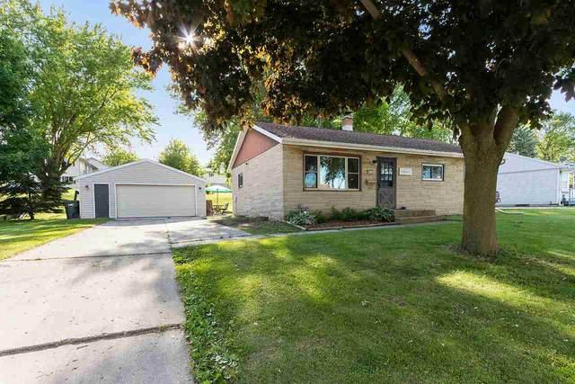 2409 Van Buren Street, New Holstein, WI 53061 (#50223767) :: Ben Bartolazzi Real Estate Inc