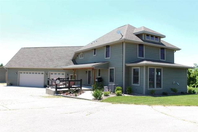 N9545 Town Hall Road, Malone, WI 53049 (#50223803) :: Todd Wiese Homeselling System, Inc.