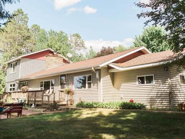 500 Birchwood Drive, Three Lakes, WI 54562 (#50223823) :: Todd Wiese Homeselling System, Inc.
