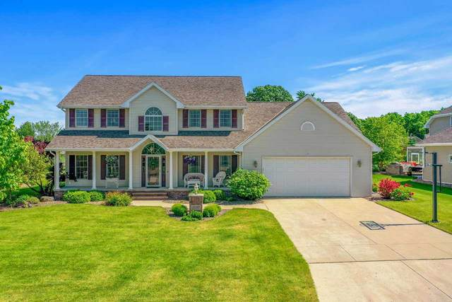 3507 Glen Abbey Drive, Green Bay, WI 54311 (#50223827) :: Todd Wiese Homeselling System, Inc.