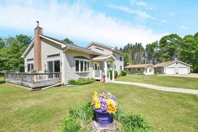 N13105 Flom Road, Wausaukee, WI 54177 (#50223891) :: Ben Bartolazzi Real Estate Inc