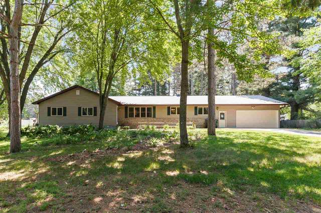 W10811 Shakey Lake Road, Hortonville, WI 54944 (#50223975) :: Ben Bartolazzi Real Estate Inc