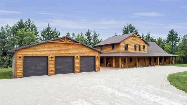 111 Pike River Road, Wausaukee, WI 54177 (#50224022) :: Todd Wiese Homeselling System, Inc.