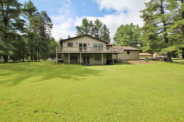 15359 Hwy W, Crivitz, WI 54114 (#50224054) :: Ben Bartolazzi Real Estate Inc