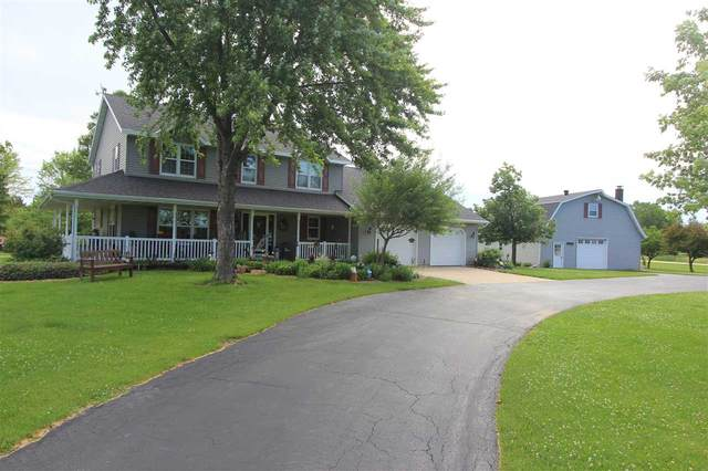 1025 Wrightstown Road, De Pere, WI 54115 (#50224088) :: Symes Realty, LLC