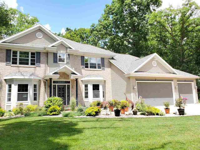 978 Trillium Trail, Oshkosh, WI 54904 (#50224177) :: Todd Wiese Homeselling System, Inc.