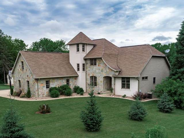 1462 Wolf River Drive, Fremont, WI 54940 (#50224210) :: Todd Wiese Homeselling System, Inc.