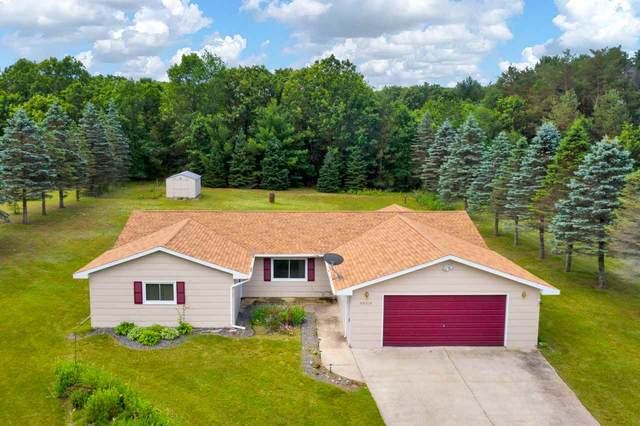 W6619 Porters Lake Road, Wautoma, WI 54982 (#50224217) :: Symes Realty, LLC