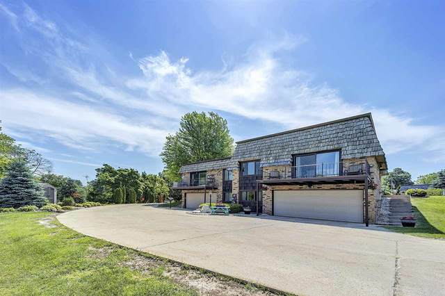 1190 Mt Mary Drive, Green Bay, WI 54311 (#50224218) :: Symes Realty, LLC