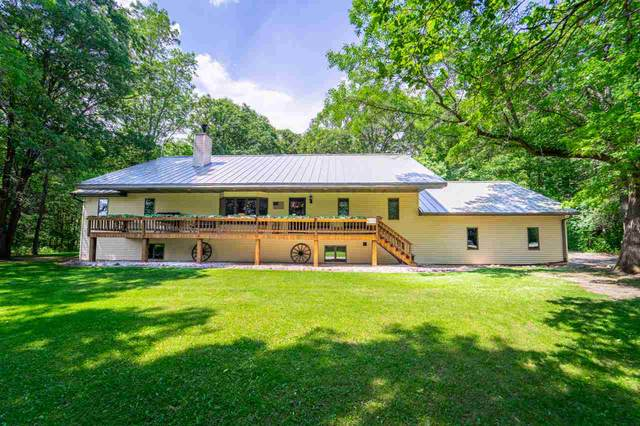 8418 Hwy Ii, Fremont, WI 54940 (#50224244) :: Todd Wiese Homeselling System, Inc.
