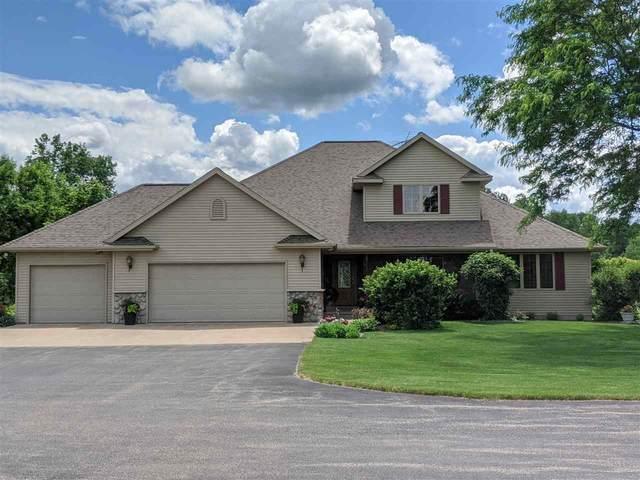 E1023 Hwy C, Iola, WI 54945 (#50224250) :: Ben Bartolazzi Real Estate Inc