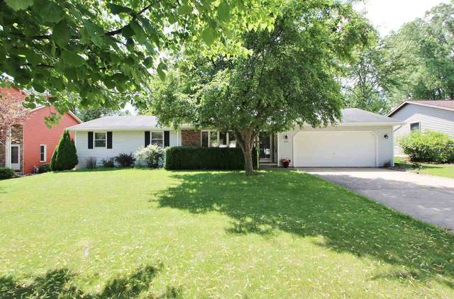 2174 Crestwood Springs Drive, Green Bay, WI 54304 (#50224293) :: Dallaire Realty