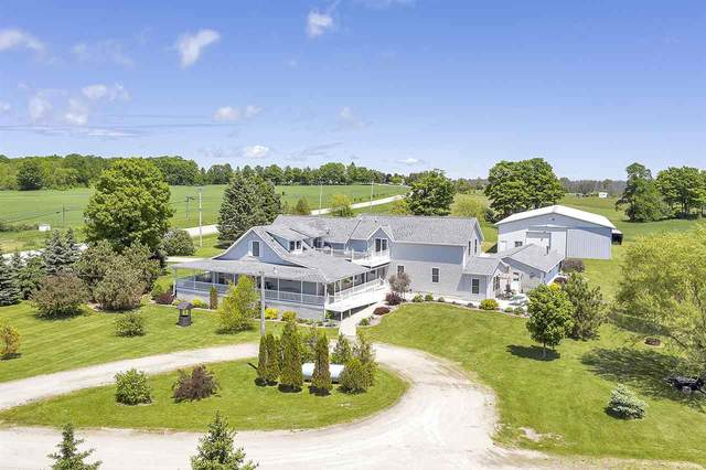 4820 Hwy 57, Sturgeon Bay, WI 54235 (#50224323) :: Todd Wiese Homeselling System, Inc.