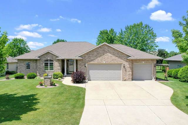 416 Mcauliffe Heights Trail, Green Bay, WI 54311 (#50224340) :: Todd Wiese Homeselling System, Inc.