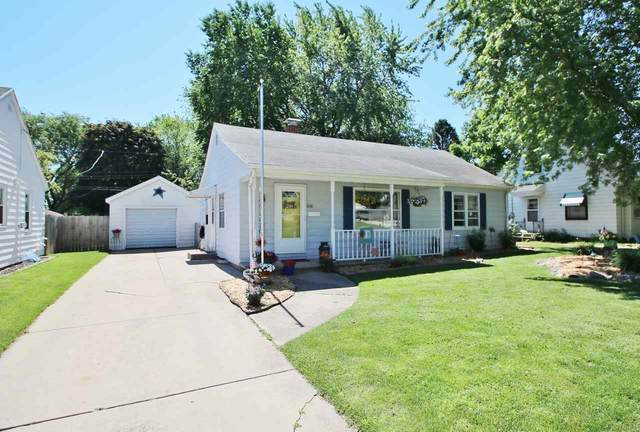 616 Park Street, Green Bay, WI 54303 (#50224344) :: Todd Wiese Homeselling System, Inc.