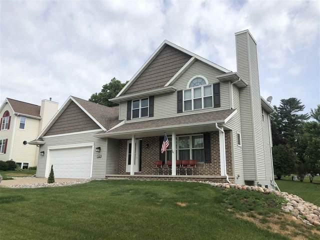 1130 Chapel Hill Circle, Green Bay, WI 54313 (#50224508) :: Dallaire Realty