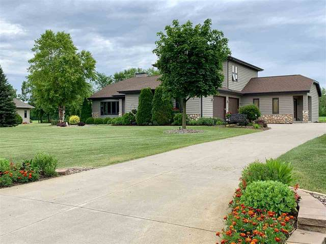 N8191 Ashberry Avenue, Fond Du Lac, WI 54937 (#50224535) :: Todd Wiese Homeselling System, Inc.
