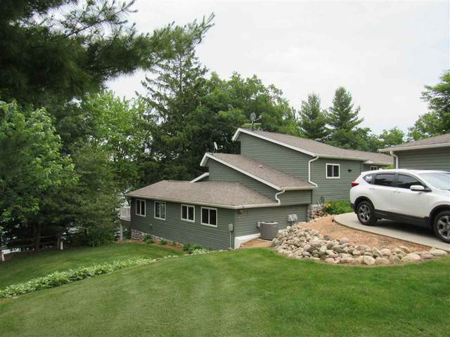 N5942 N Huron Road, Plainfield, WI 54966 (#50224537) :: Todd Wiese Homeselling System, Inc.