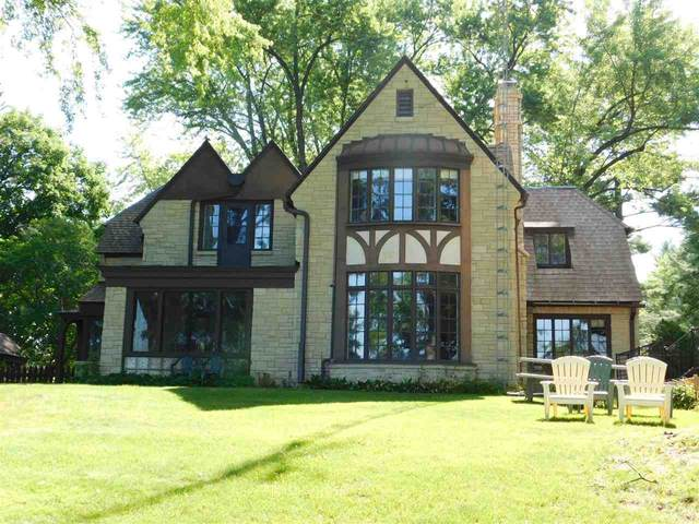 211 S Bartlett Street, Shawano, WI 54166 (#50224549) :: Todd Wiese Homeselling System, Inc.