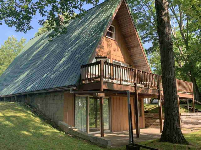 15120 Maiden Lake Road, Mountain, WI 54149 (#50224563) :: Ben Bartolazzi Real Estate Inc