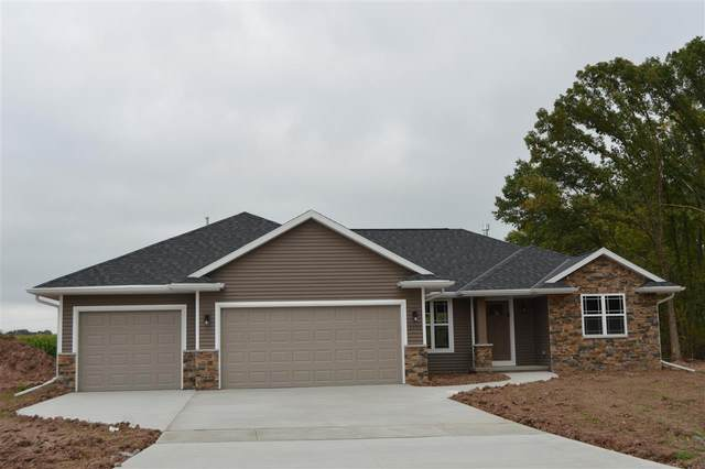 1253 Clementine Road, Green Bay, WI 54313 (#50224569) :: Dallaire Realty
