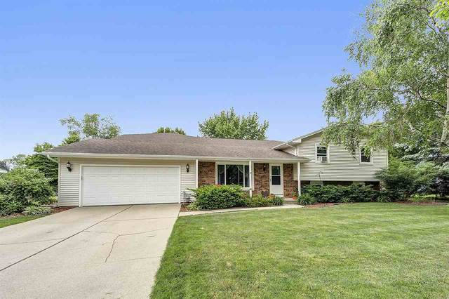 1127 Meadow View Lane, De Pere, WI 54115 (#50224570) :: Todd Wiese Homeselling System, Inc.